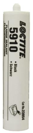 Loctite 598 300ml, Силиконовый нейтральный герметик черный до +205оC