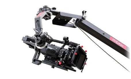 PROAIM 3-Axis SPIN /15кг/ Панорамная головка/ 3-х стороннее вращение  для операторского крана/15кг, фото 2