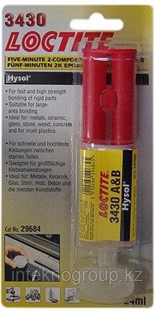 Loctite EA 3430 25ml, Клей  универсальный, быстрополимеризуемый