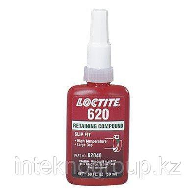 Loctite 620 50ml, Вал-втулочный фиксатор выс. прочности, медленного отвержд.