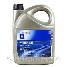 Моторное масло GM DEXOS2 5W-30 (EU) 5L 1942003