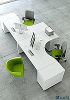 Стол офисный OGI_V угловой 180/120/74, фото 1