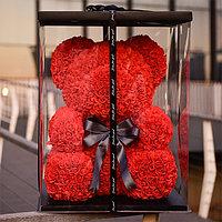 Мишки из Роз ручной работы Лучший подарок для родных и близких людей