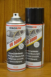 Teroson VR 5000 400ml, Клей-спрей на основе полиуретана