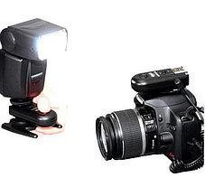 YONGNUO RF-603 С3 Радио-синхронизатор  для Canon (1+1), фото 3