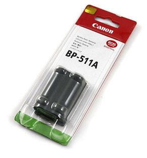 Аккумуляторы BP-511A Li-ion на Canon EOS 300D/30D/40D/5D/D30 /D60, фото 2
