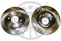 Тормозные диски Optimal Kia Picanto (05-..., передние, Optimal), фото 1