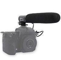 Накамерный микрофон PL-MIC01 для Canon/ Nikon от ISHOOT
