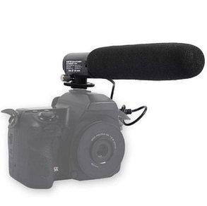 Накамерный микрофон PL-MIC01 для Canon/ Nikon от ISHOOT, фото 2