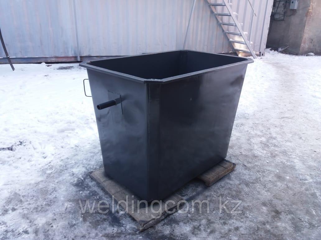 Контейнеры для мусора 1,1 куб