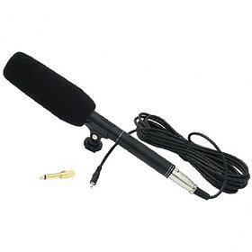 Микрофон для интервью. Для DSLR фото-аппаратов и видеокамер