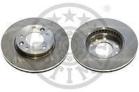 Тормозные диски Kia Carnival (10-..., передние, Optimal ), фото 1