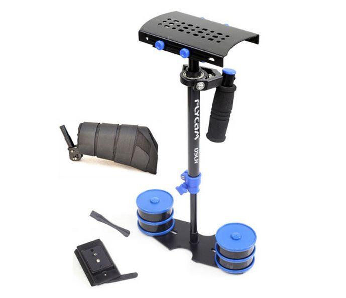 Стэдикам Flaycam Nano Blue+ Рукоятка (до 1,6 кг) от Flaycam  Индия