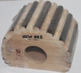 Деревянный домик для хомячка, 11Х7Хh8,5см, фото 1