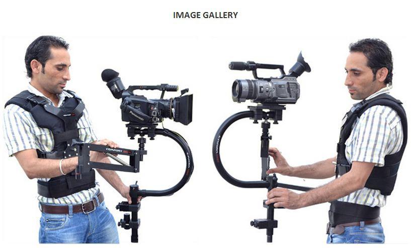Стэдикам C-Flaycam +Жилет (до 3.0 кг) от Flaycam  Индия