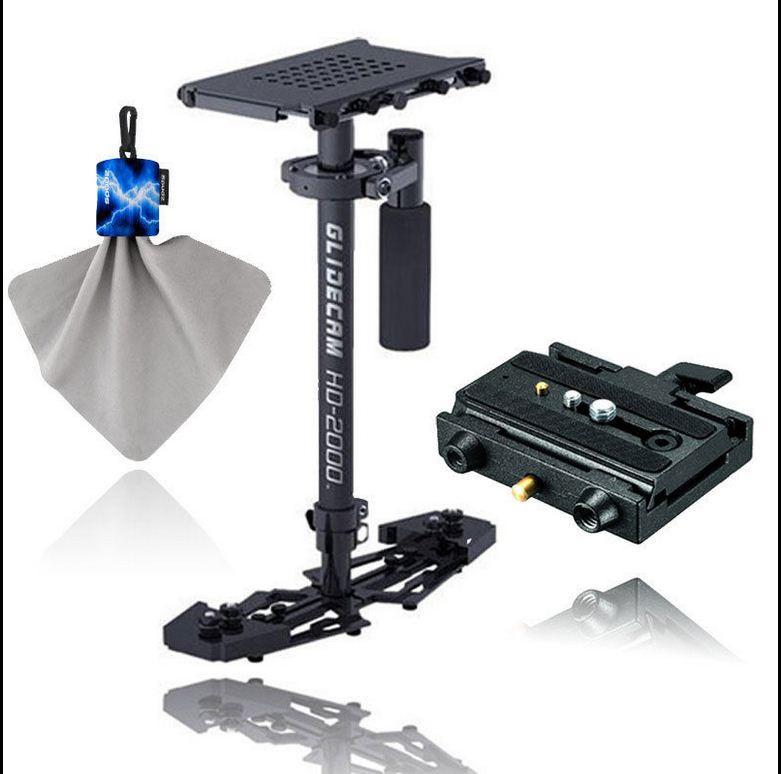 Glidecam HD-2000 c платформой Monfrotto 577 (Гледикам) США /до 2,7 кг/