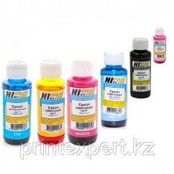 Чернила EPSON (EIM) комплект из 6-цветов 100 мл Hi-Black, фото 2