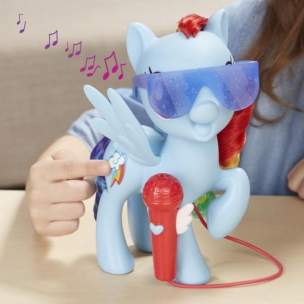 Hasbro My Little Pony  Май Литл Пони Поющая радуга