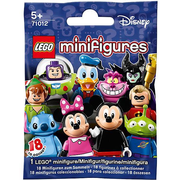 71012 Lego Минифигурка Дисней (неизвестная, 1 из 16 возможных)