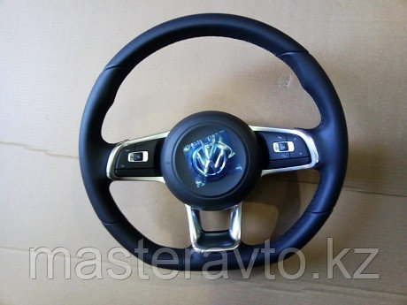 Руль рестайлинг ОРИГИНАЛ с Air Bag VW Polo 15- NEW
