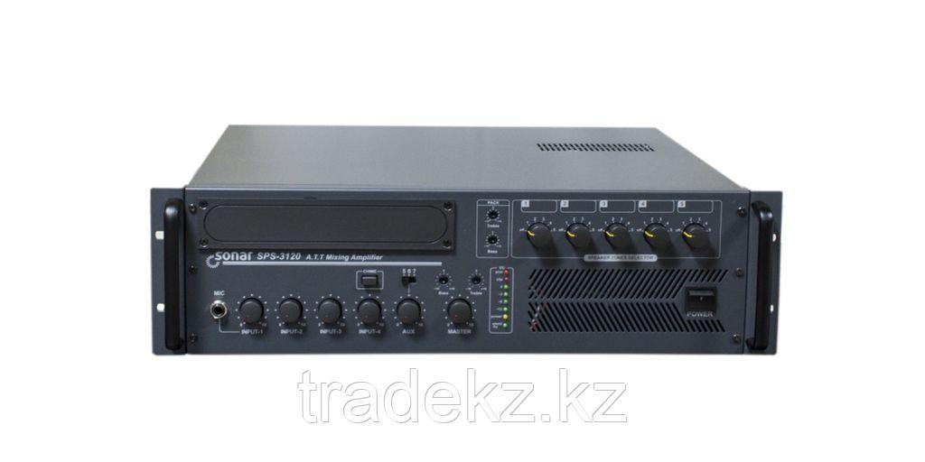 Трансляционный микшер-усилитель Sonar SPS-3120