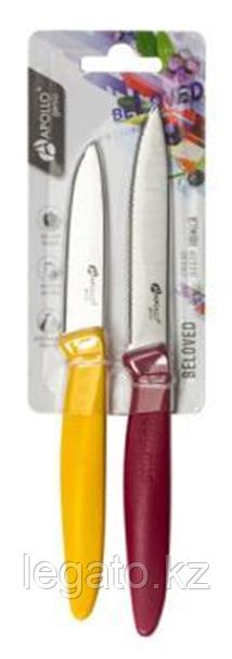 """Набор ножей APOLLO Genio """"Beloved"""" 2 пр. (нож для овощей +нож для нарезки)"""