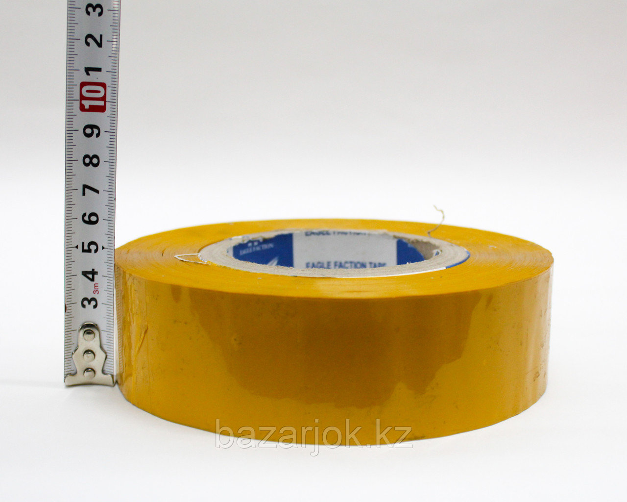 Скотч желтый, ширина 5 см