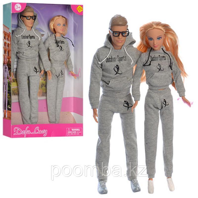 Барби и Кен в спортивном стиле