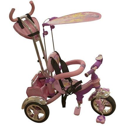 Детский Велосипед трехколесный Mars Trike KR-01 H Розовый (Китай), фото 2