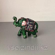 Статуэтка Слон цветной маленький.