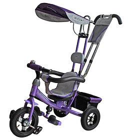 Детский Велосипед Mini Trike LT-950 3-х колесный фиолетовый (Китай)