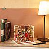 Румбокс Библиотека со светодиодной подсветкой Sam's study Diy House, фото 6