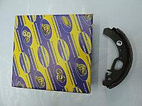 Барабанные тормозные колодки задние с АБС, фото 1