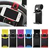 GoSmart Clip Держатель для смартфона на руль авто