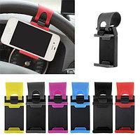 GoSmart Clip Держатель для смартфона на руль авто, фото 1
