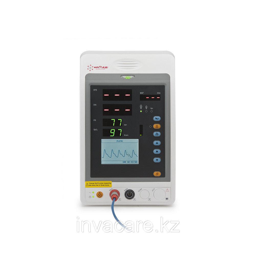 """Монитор прикроватный многофункциональный медицинский """"Armed"""" PC-900sn (SpO2 + N1Bp)"""