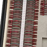"""Набор пробных очковых линз """"АРМЕД"""" с оправой на 232 линзы с поверкой, фото 6"""