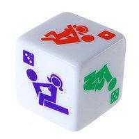 Интимный кубик с 6 картинками