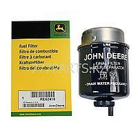 Фильтр топливный John Deere (Джон Дир) RE62418