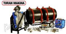 Сварочный аппарат Turan Makina AL 630 (315-630мм) с протоколирование CNC