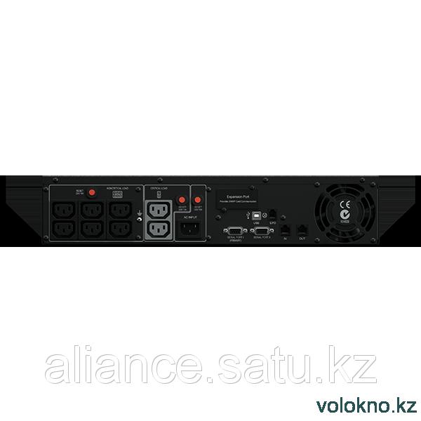 CyberPower серии Professional Rackmount PR3000ELCDRT2U