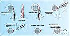 Инструмент для натяжки и резки стальной ленты, фото 3