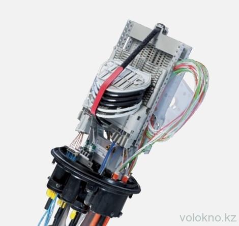 Муфта оптическая Closure dome type FOSC 400 A16