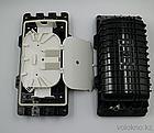 Муфта оптическая OK-FOSC-106-96F (проходная горизонтальная) до 96 волокон, фото 2
