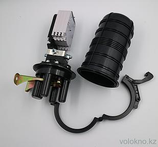 Муфта оптическая OK-FOSC-mini-48F до 48 волокон