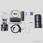 Муфта оптическая OK-FOSC-mini-48F до 48 волокон, фото 3