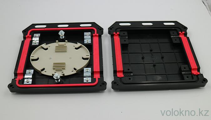 Муфта проходная компактного типа ОК-FOSC-H12 на 12 волокон