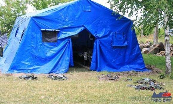 Палатка Памир 36 (летняя)