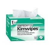 Салфетки безворсовые KimWipes (упаковка 280 штук)