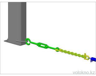 Талреп М16 (крюк-кольцо)